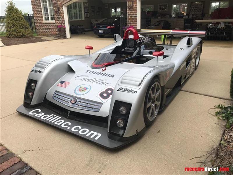 Car for sale: 2001 Cadillac Northstar LMP01 Raced At Le Mans And Now It Could Be Yours