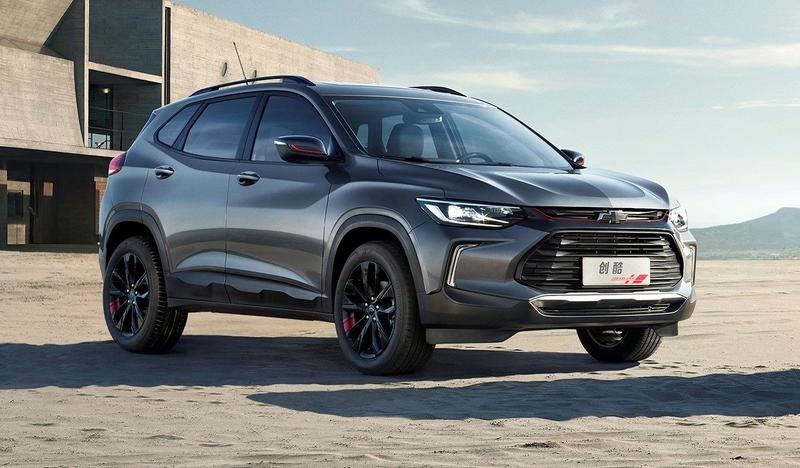 Chevy Has Debuted The All-New 2020 Trailblazer And Tracker ...