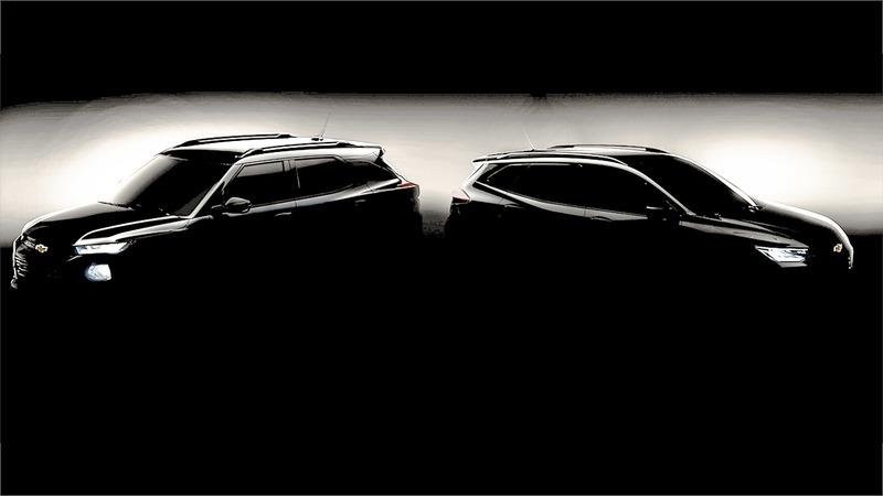 Chevy Teases New Trailblazer and Tracker; Proves The Company Only Knows How to Copy and Paste Designs