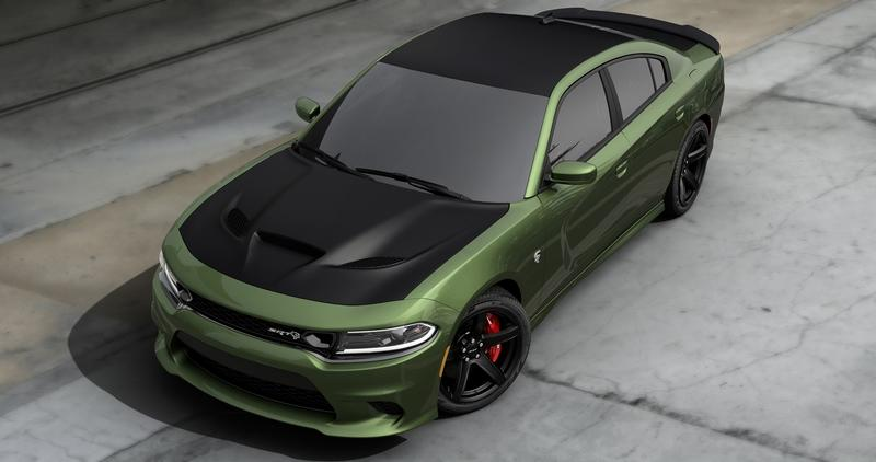 2020 Dodge Charger Stars & Stripes Edition