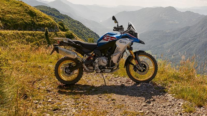 2018 - 2019 BMW F 850 GS Adventure