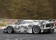 Do These Spy Shots Prove That There's a Special Edition of the Ferrari FXX K Evo On the Way? - image 834374