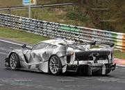 Do These Spy Shots Prove That There's a Special Edition of the Ferrari FXX K Evo On the Way? - image 834375
