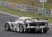 Do These Spy Shots Prove That There's a Special Edition of the Ferrari FXX K Evo On the Way? - image 834377