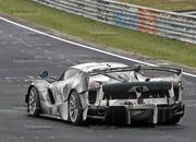 Do These Spy Shots Prove That There's a Special Edition of the Ferrari FXX K Evo On the Way? - image 834376