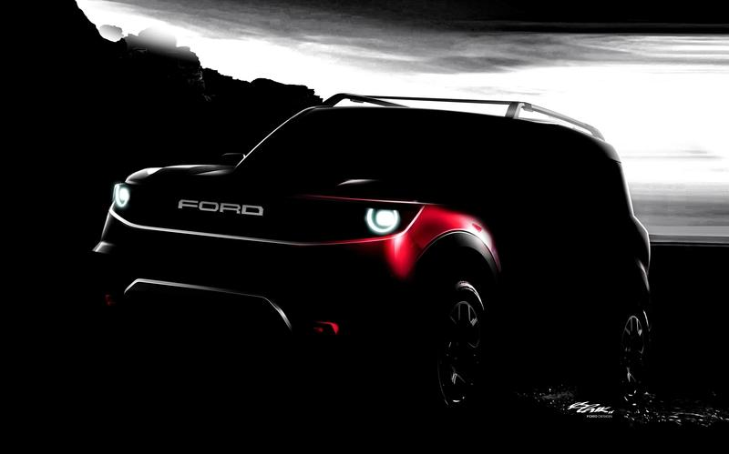 Ford's Latest Patent Filing Hints at the Name of the New Baby Bronco