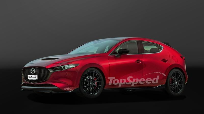 We Know You Want a Mazda 3 Hot Hatch to Take on Your Buddy's Ford Focus RS - Here's Why It Won't Happen