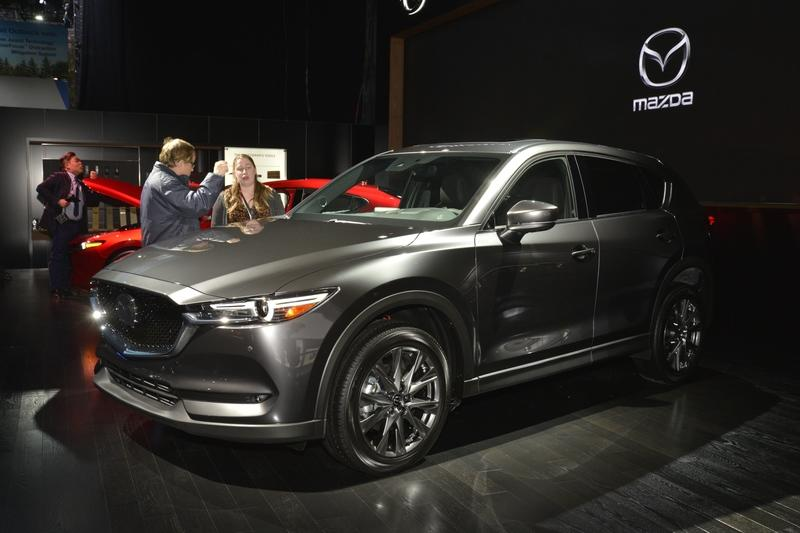 It's Official: The 2019 Mazda CX-5 Diesel in On Sale In America