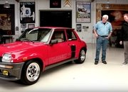 Jay Leno Goes Full Throttle in a 1985 Renault R5 Turbo2: Video - image 837378