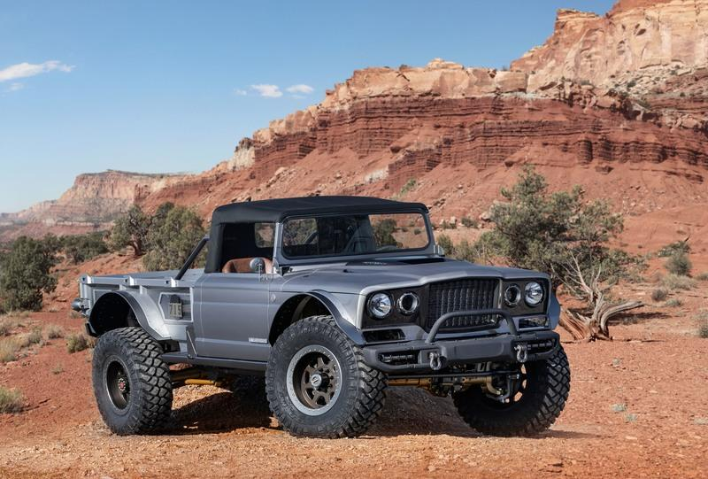 2019 Jeep Gladiator M-715 Five-Quarter - image 834211