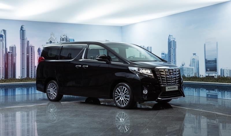 Lexus is Rebadging the Toyota Alphard Minivan So It Can Sell a Luxury Van