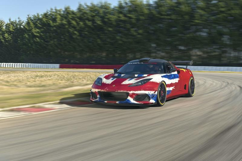 Lotus Wants to Raise the Roof at the 2019 Goodwood Festival of Speed