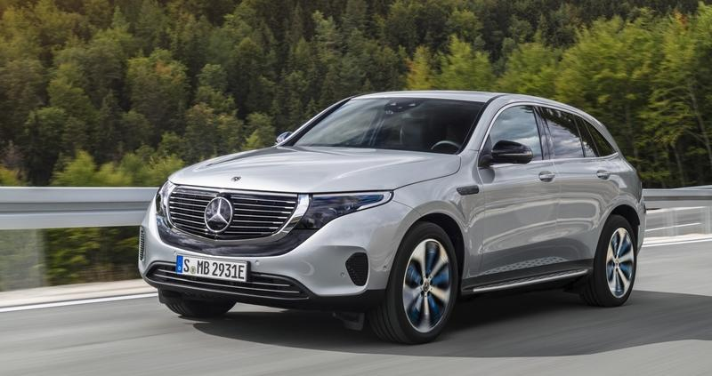 2019 Mercedes EQC 1886 Edition