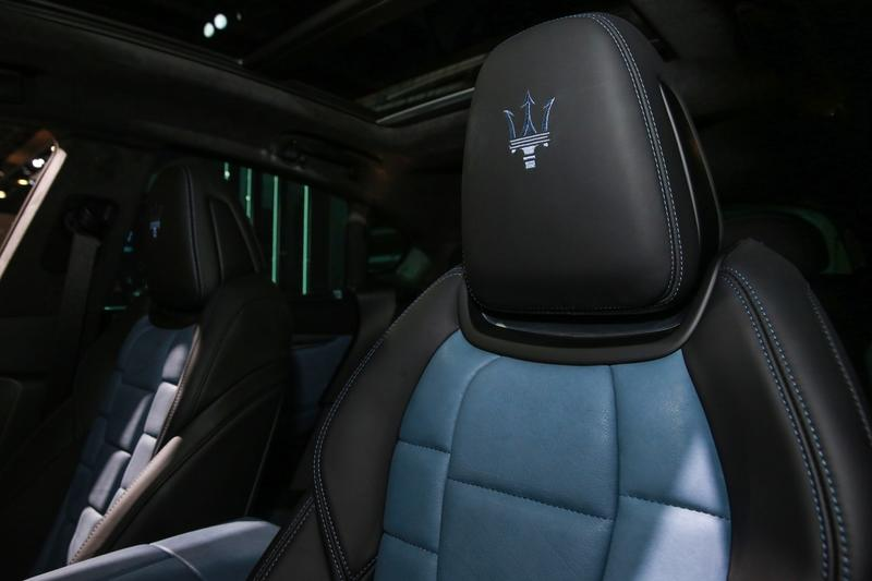 NBA Champion Ray Allen's One of One Maserati Levante Was Just Revealed at the 2019 New York Auto Show