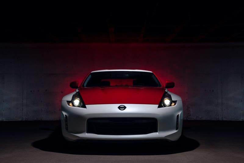 Nissan Sports Car >> The 2020 Nissan 370Z Looks Stunning In Red And White At ...