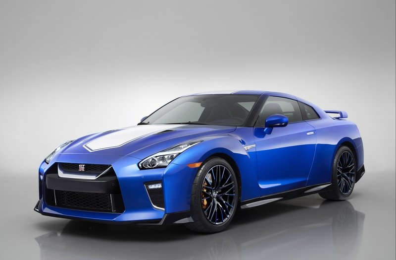 2020 Nissan GT-R 50th Anniversary Edition | Top Speed