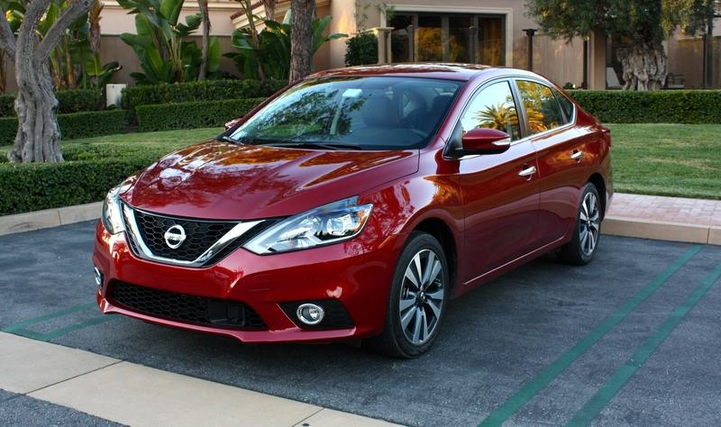 2020 Nissan Sentra | Top Speed