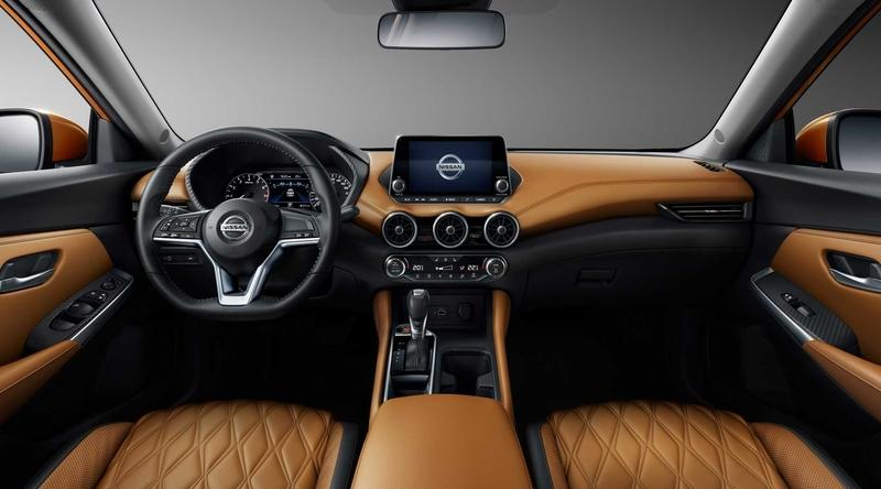 2020 Nissan Sentra Top Speed