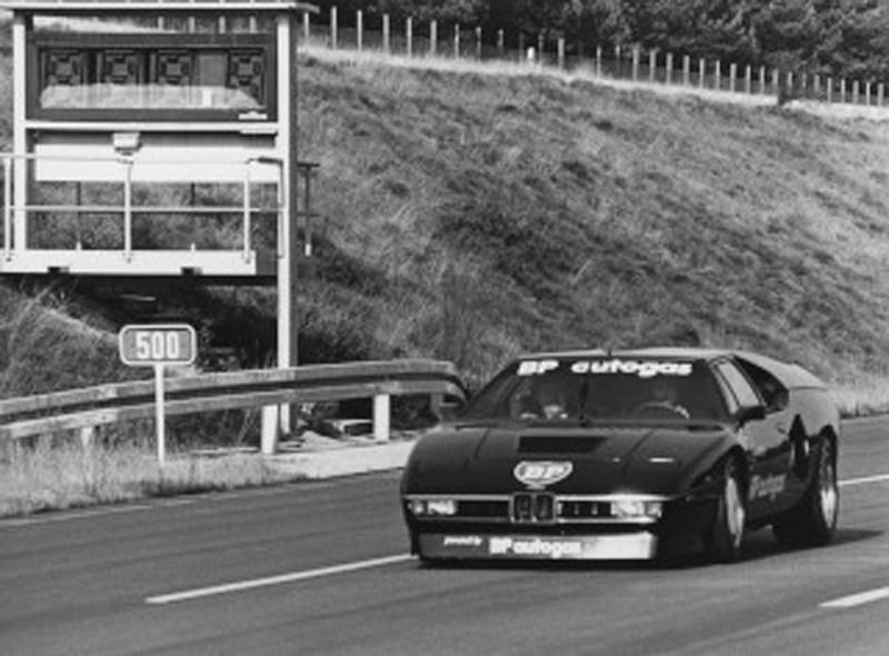 On the 41st Anniversary Of The 1978 BMW M1, Here's The History of Harald Ertl and the Fastest M1 Ever Built