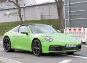 2021 Porsche 911 Targa (Updated) - image 837019