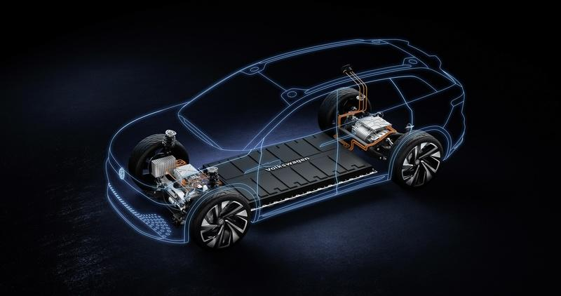 The Volkswagen I.D. Roomzz Concept Debuts with a Sleek Interior, Lots of Range - image 835057