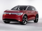 The Volkswagen I.D. Roomzz Concept Debuts with a Sleek Interior, Lots of Range - image 835063
