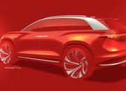 The Volkswagen I.D. Roomzz Concept Debuts with a Sleek Interior, Lots of Range - image 835077