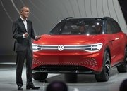 The Volkswagen I.D. Roomzz Concept Debuts with a Sleek Interior, Lots of Range - image 835087
