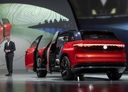 The Volkswagen I.D. Roomzz Concept Debuts with a Sleek Interior, Lots of Range - image 835088