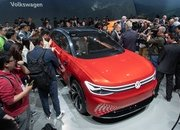 The Volkswagen I.D. Roomzz Concept Debuts with a Sleek Interior, Lots of Range - image 835092