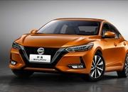 Thanks to the Nissan Sylphy Concept We Have a Nice Preview of the 2020 Nissan Sentra - image 835838