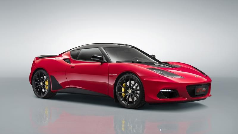 The 2019 Lotus Evora GT410 Brings Redefined Performance to China