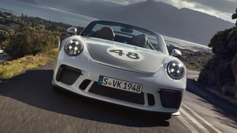 What Is The Heritage Design Package of the 2019 Porsche 911 Speedster?