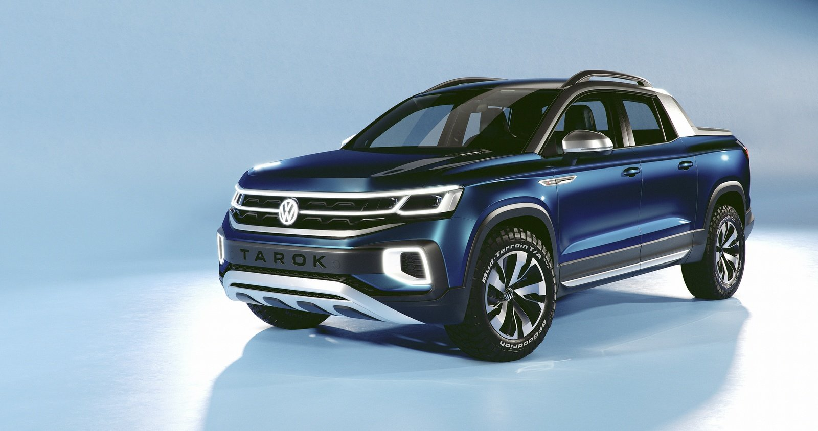 The 2019 Volkswagen Tarok Pickup Concept Is Yet Another ...
