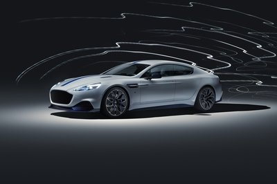 2019 Was a Bad Year For Aston Martin and At Least One Model is Paying the Price