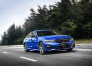 The 2020 BMW 3 Series LWB Came To Shanghai With Its Sights Set On the Audi A4 L and Mercedes C-Class L - image 835577