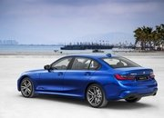 The 2020 BMW 3 Series LWB Came To Shanghai With Its Sights Set On the Audi A4 L and Mercedes C-Class L - image 835578