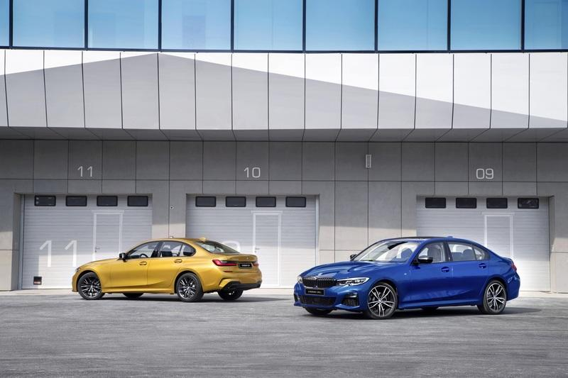 The 2020 BMW 3 Series LWB Came To Shanghai With Its Sights Set On the Audi A4 L and Mercedes C-Class L