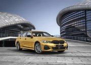 The 2020 BMW 3 Series LWB Came To Shanghai With Its Sights Set On the Audi A4 L and Mercedes C-Class L - image 835566