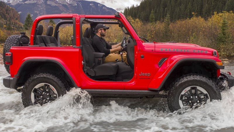 The 2020 Ford Bronco Could Have a Retractable Cloth Roof and Removable Doors - A True Jeep Wrangler Competitor