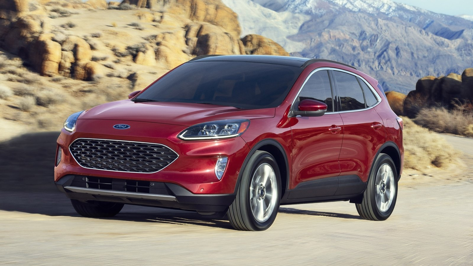 2020 Ford Escape Quirks And Features | Top Speed