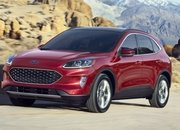 The 2020 Ford Escape Is Smarter But it Looks Like a Focus or Fiesta With an Upside-Down Grille - image 833630
