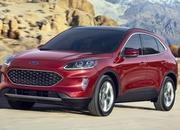 The 2020 Ford Escape Is Smarter But it Looks Like a Focus or Fiesta With an Upside-Down Grille - image 833635