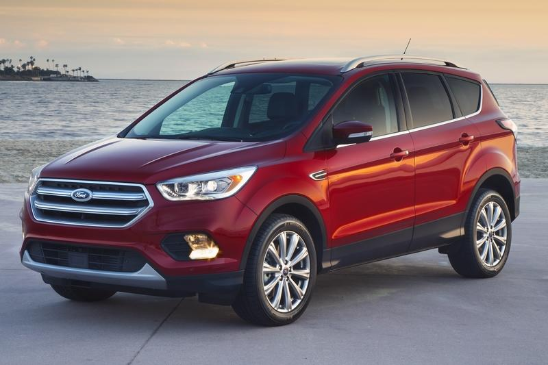 2020 Ford Escape Top Speed