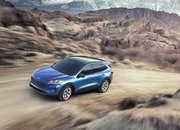 The 2020 Ford Escape Is Smarter But it Looks Like a Focus or Fiesta With an Upside-Down Grille - image 833557