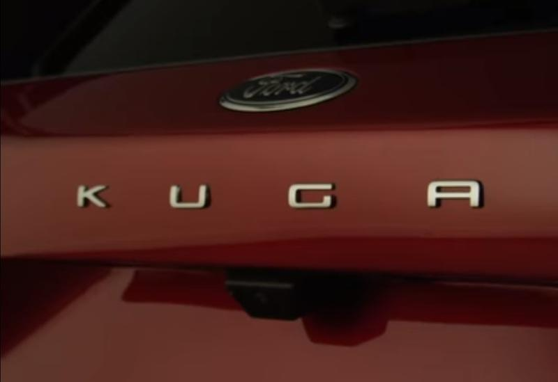 The 2020 Ford Kuga is Set to Debut on April 2nd - Here's Your First Teaser - image 833426