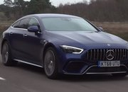 The 2020 Mercedes-AMG GT63 S Goes Head-to-Head With The Electrified 2019 Porsche Panamera Turbo S - image 833453