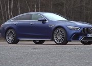 The 2020 Mercedes-AMG GT63 S Goes Head-to-Head With The Electrified 2019 Porsche Panamera Turbo S - image 833454