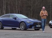 The 2020 Mercedes-AMG GT63 S Goes Head-to-Head With The Electrified 2019 Porsche Panamera Turbo S - image 833459