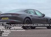 The 2020 Mercedes-AMG GT63 S Goes Head-to-Head With The Electrified 2019 Porsche Panamera Turbo S - image 833461